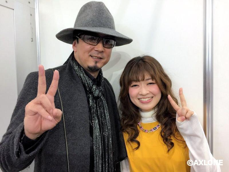 AnimeJapan2017、ラストショット!!古城門志帆さんと一緒に♪ステージにお越し頂いた皆様、ニコ生でご覧頂いた皆