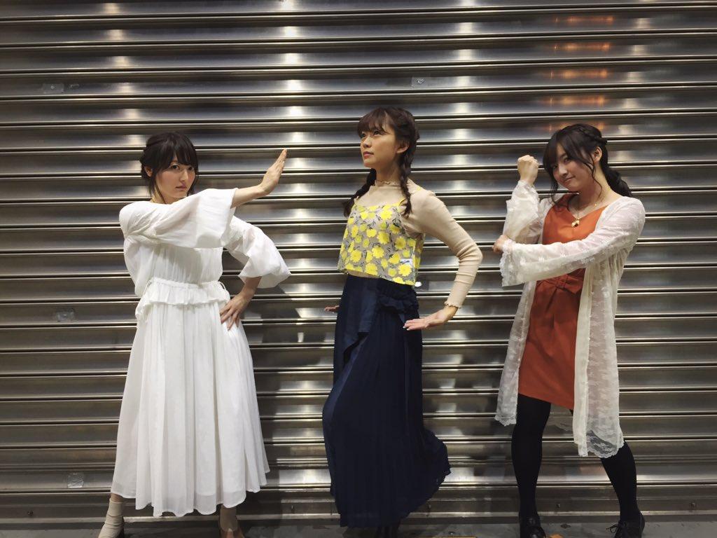 「結城友奈は勇者である -鷲尾須美の章-」AnimeJapan GREENステージありがとうございました!勇者っぽいポー