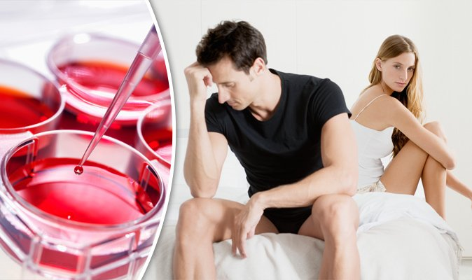 Erectile dysfunction treatment - NEW stem cell therapy could be CURE for impotence https://t.co/M2NFyMHdYz