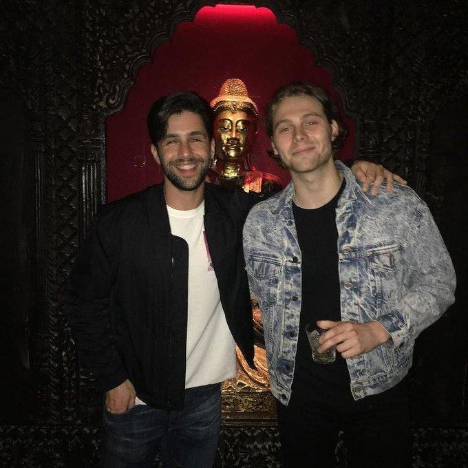 Luke and Josh ? @shuapeck
