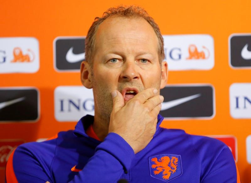 Dutch coach Blind ponders on future after World Cup setback - Football