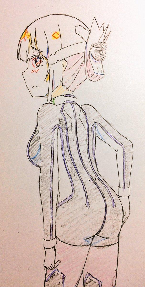 鷲尾さん家の須美さんの勇者いんなー。#yuyuyu
