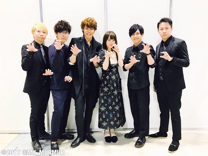 全3部作として制作されるアニメーション映画『GODZILLA』https://t.co/SYrU7DJsdY ムルエル・ガルクを演じさせて頂きます。1作目は2017年11月公開予定。御期待下さい!AnimeJapan2017のステージに登壇したキャストで。