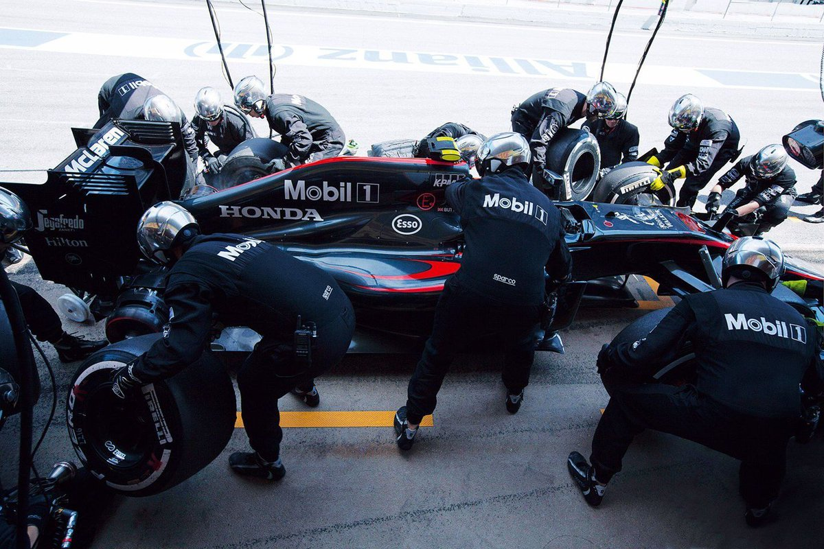 How @McLarenF1 uses F1 tech to reinvent global companies https://t.co/c98ZbVfP6w #WIREDClassic
