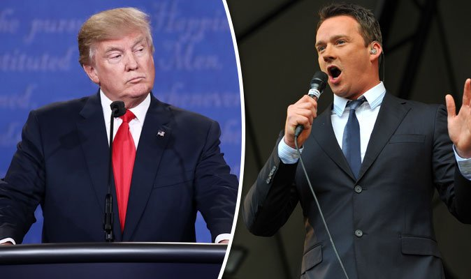 Russell Watson 'wouldn't want to admit' ever performing for Donald Trump before presidency https://t.co/w2CqQOQIkv
