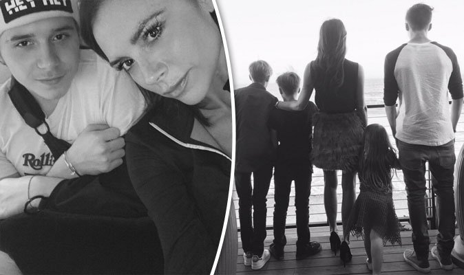 David Beckham pours his heart out in touching Mother's Day tribute to wife Victoria https://t.co/tWwGvM48fX