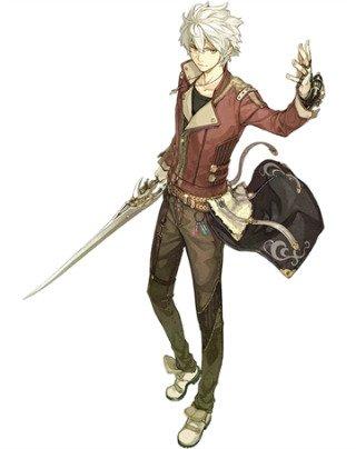 ロジックス・フィクサリオ(エスカ&ロジーのアトリエ)アトリエシリーズの男主人公。性格イケメン、ただ、技が某仮面なライダ