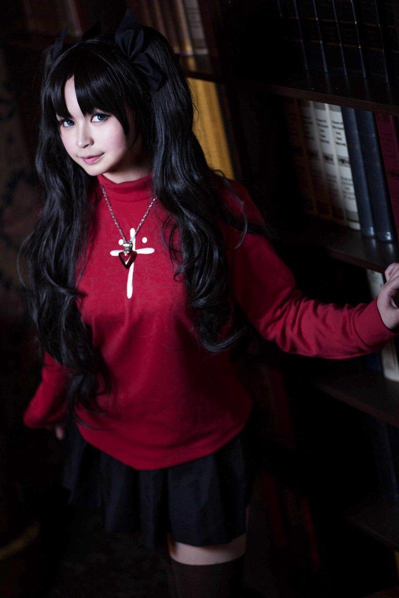 【Cos】Fate/stay night 💎遠坂凛Photo byた〜くん