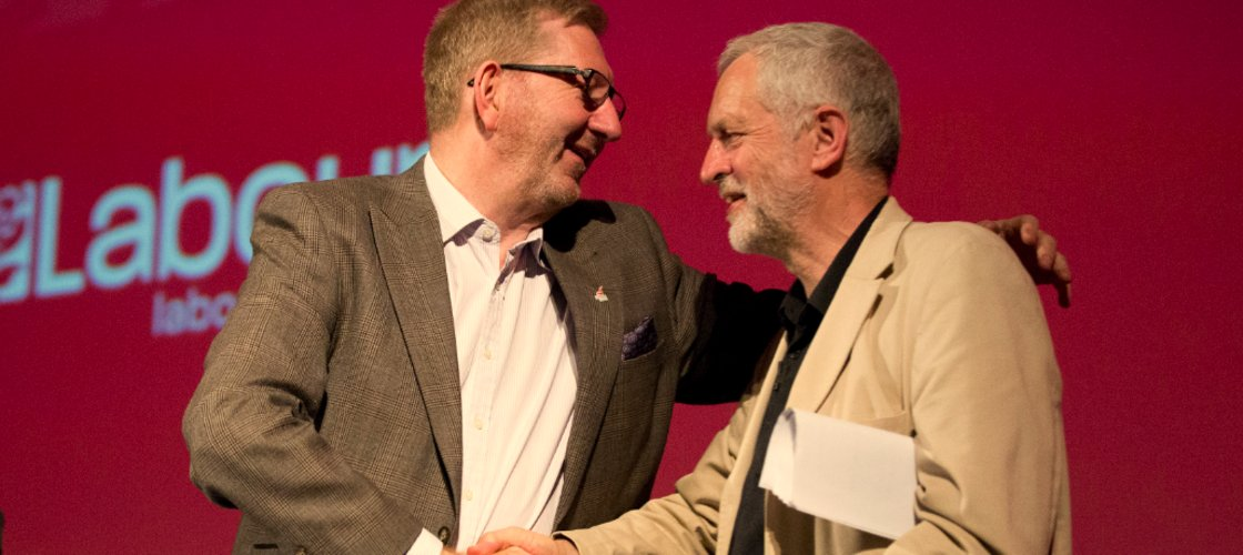 Len McCluskey gives Jeremy Corbyn 15 months to 'break through' with the public https://t.co/sWU37WK5o8 https://t.co/LlenWbY1Rm