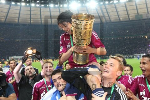 Happy Birthday Atsuto Uchida and Manuel Neuer                                                                    w
