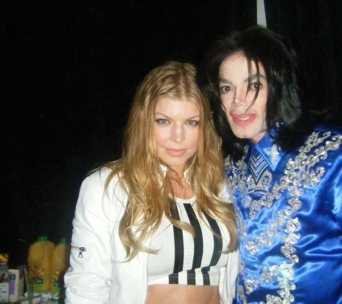 A very Happy Birthday to Fergie <3
