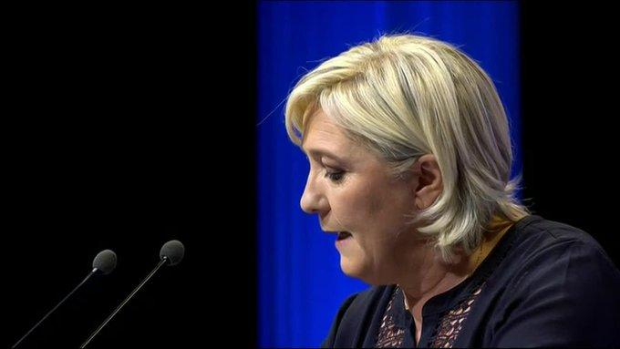 LIVE PRÉSIDENTIEL – Suivez en live vidéo le meeting de Marine Le Pen à Lille 👉https://t.co/4htr0G4jsK #LilleMLP