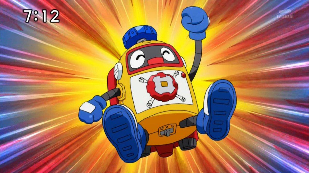 ヘボットが「ひらめいた!」って言うやつ、ひみつ道具博物館が元ネタなのかなと思ったけど、誰も言及してないどころかキラプリキ
