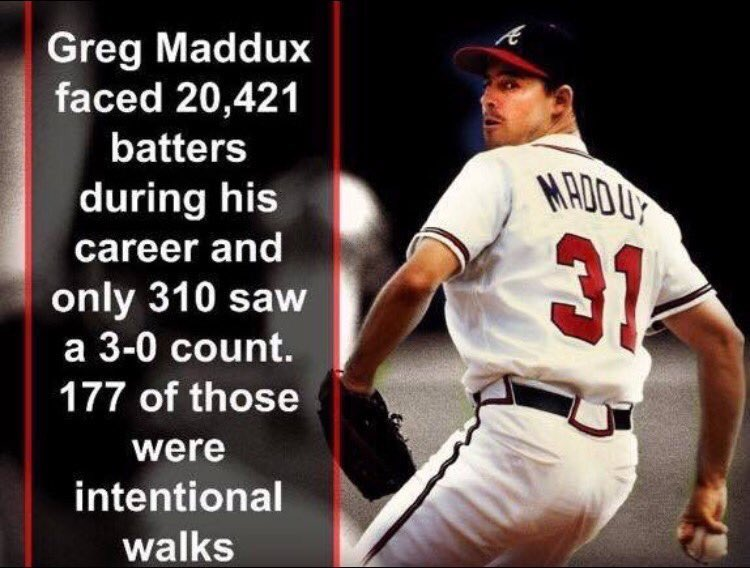 This is why Greg Maddux was one of the best https://t.co/UCYJgx7ire