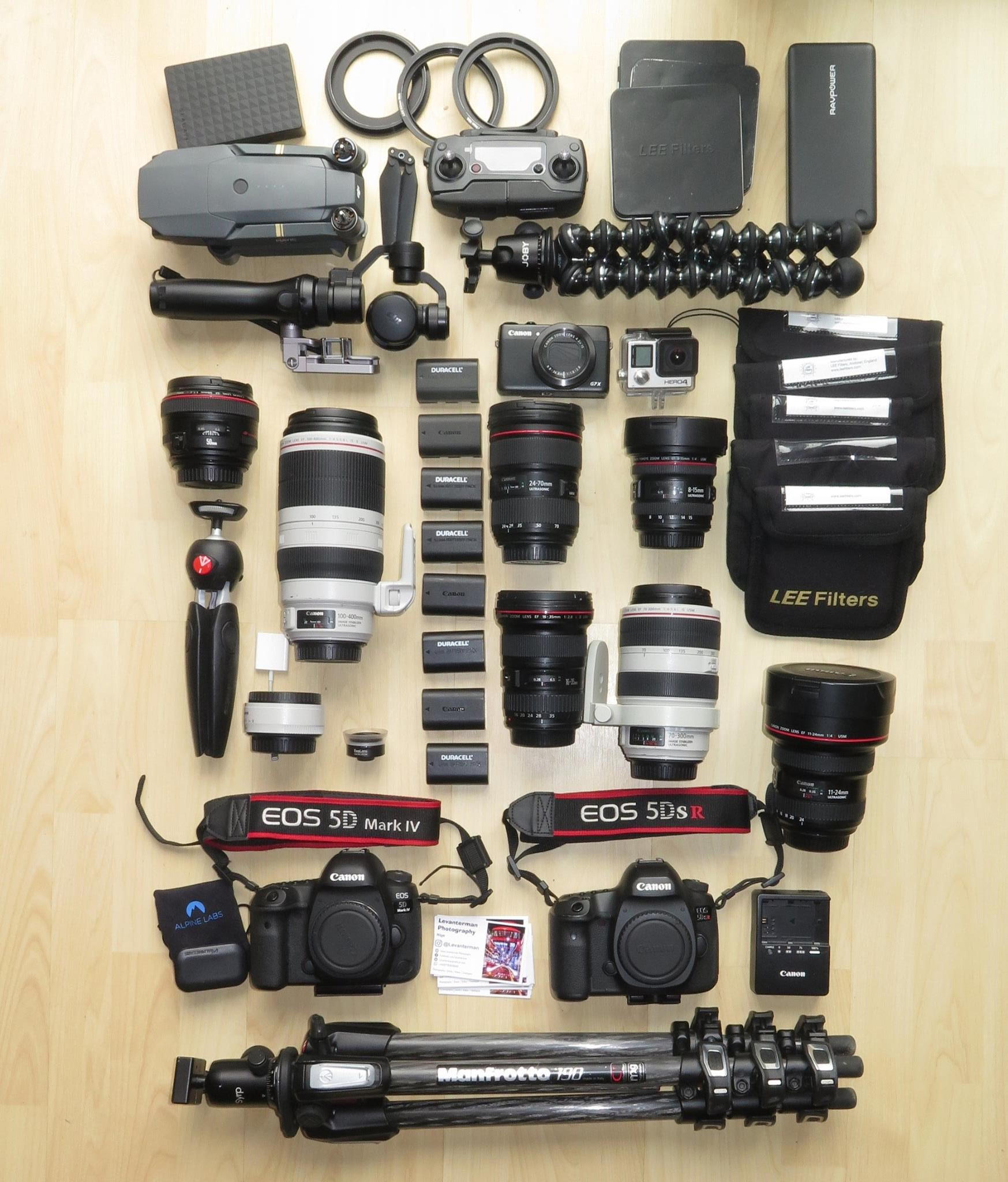 Now this is what we call a kit bag and a half! (Image © @Levanterman) https://t.co/GpVnf104xj