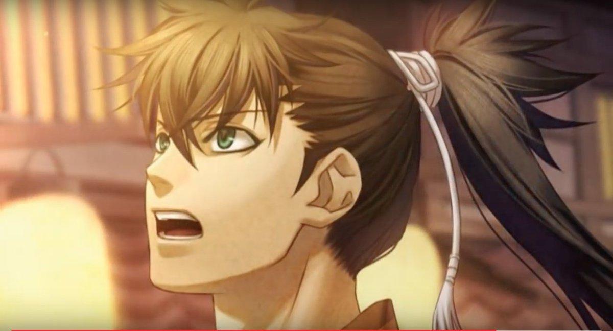 New CGS : Hakuouki Reimeiroku Omohase Sora「薄桜鬼 黎明録 思馳せ空」PS V