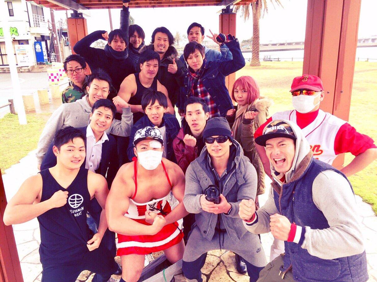 YBJ二次審査、寒い中皆さんお疲れ様でした!筋肉とYouTubeの繋がりでみんなが笑顔になるってサイコーですねʕ•ᴥ•ʔ