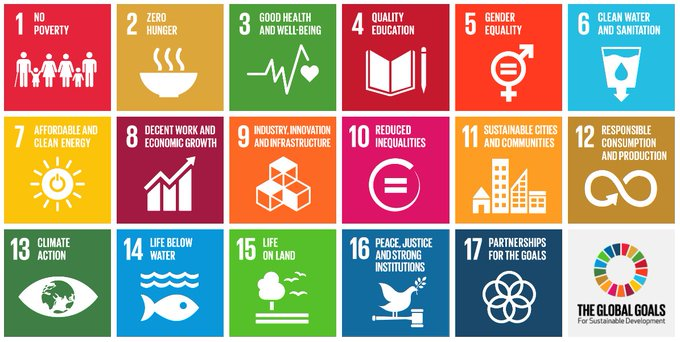 Have you heard about The World's Largest Lesson? Have a look → https://t.co/ZdSrZYdx4p. We can all play a part in achieving the #GlobalGoals