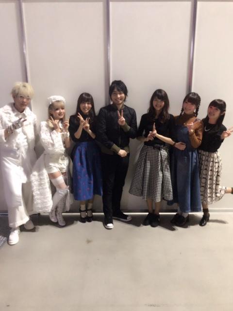 日笠陽子・ブログ更新。AJ2017まほうかすてーじ AJ2017劇場版魔法科高校の劣等生のステージにも出演させて頂きまし