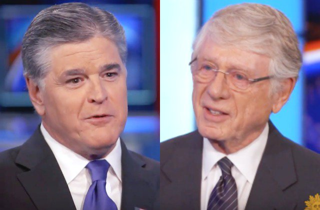 Ted Koppel Tells Sean Hannity He Thinks He's Bad for America https://t.co/ExKpM64Ihk (VIDEO)