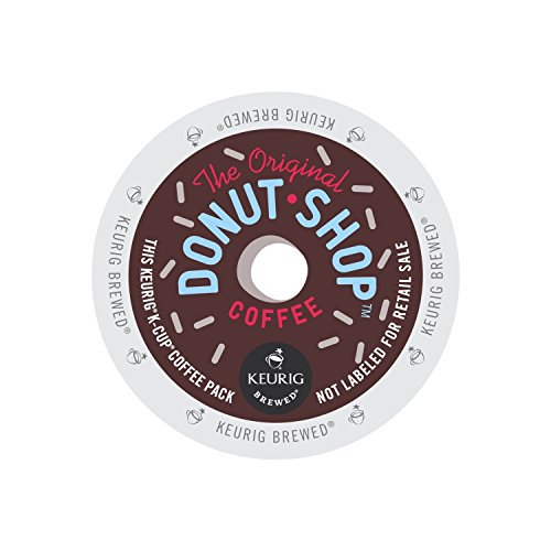 US #Grocery No.1 The Original Coffee People Donut Shop Keurig K-Cup... https://t.co/L3EpgvU33Q https://t.co/IhYw3Ss34L