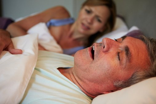 Snoring can be a symptom of a disorder called sleep apnoea, which has serious health risks. Read more: https://t.co/ct4GzvH8wh
