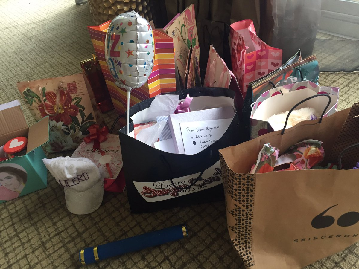 Y además cuántos regalos hermosos me llevo de Chile! No tengo cómo agradecer tantas muestras de amor! Gracias de ❤️!