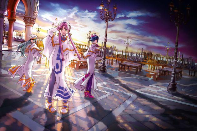 【アニメ】ARIAとかいう3期まで放送してるアニメって面白いの?絶賛されてることが多いんだけど?   #ARIA
