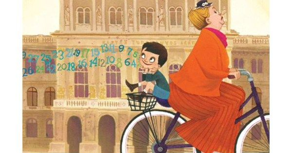 The Boy Who Loved Math – lovely picture-book about the eccentric mathematician Paul Erdős, born on this day in 1913 https://t.co/CtLOThbQHE