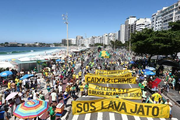 Evento do MBL no Rio frustra expectativa da organização https://t.co/PALyWNS9kZ