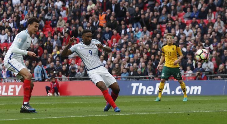 Defoe scores on return as England beat Lithuania - Football