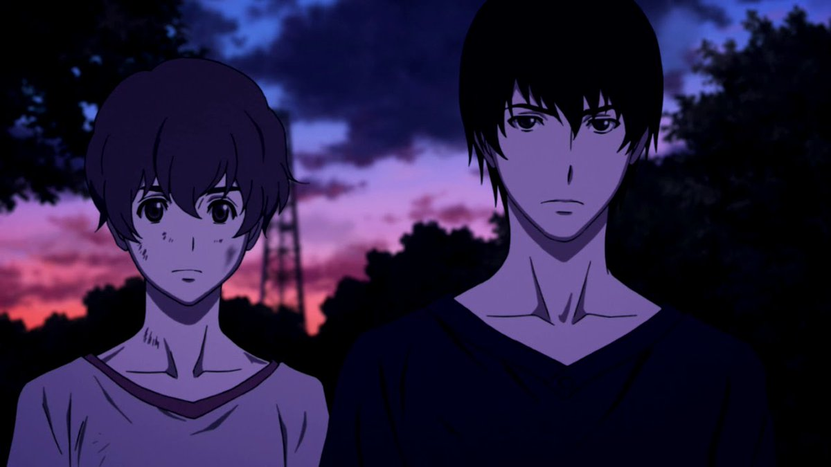 #TerrorInResonance 『残響のテロル』 #Anime 🏙️💣🚋