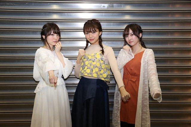 三森すずこさん、花澤香菜さん、花守ゆみりさんが出演『結城友奈は勇者である -鷲尾須美の章-』ステージ