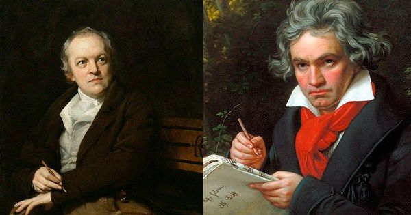Beethoven died on this day in 1827. A beautiful read on Blake, Beethoven, and the tragic genius of outsiderdom https://t.co/cfBzk5uC4R