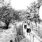 ブログ更新しました:コミック「ヤマノススメ」舞台探訪013 第2天覧山から宮沢湖・温泉へ(九十七合目) #butaita