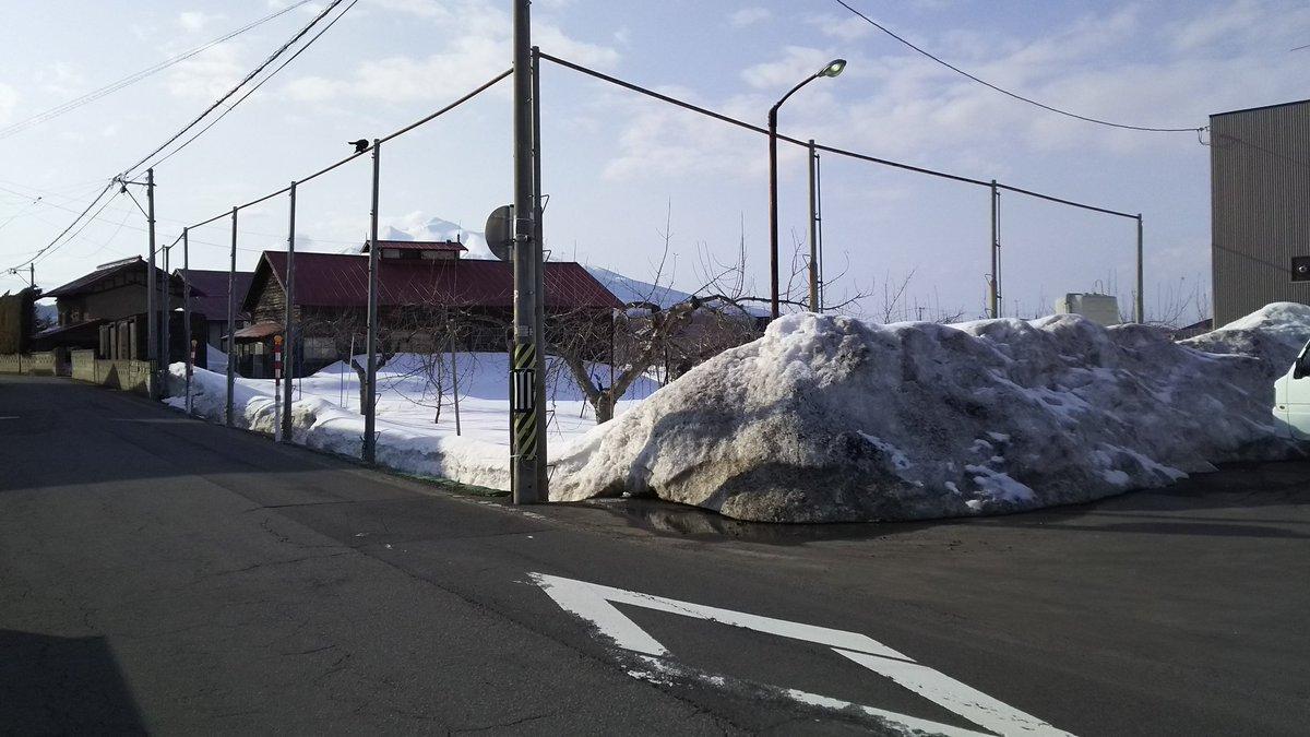 さすがにこの雪は食べれないなー( ̄▽ ̄;) #ふらいんぐうぃっち