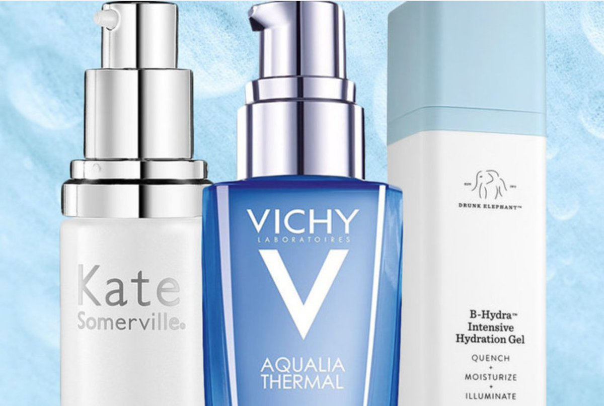These hydrating serums are like a glass of water for your face: https://t.co/0nUXWNltl0