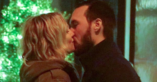 By the looks of it, things are heating up between Kate Hudson and Danny Fujikawa: