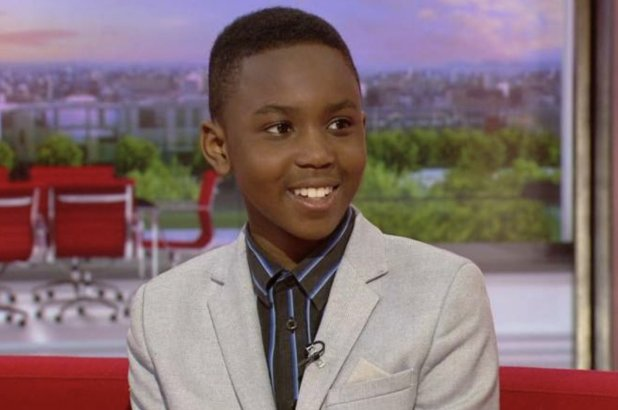 This 11-year-old Black prodigy is going to conduct a 75-piece orchestra: https://t.co/0fcuZdQB41