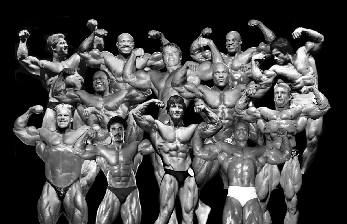 Ever wondered who all the Mr. Olympia winners were? https://t.co/Nq6u00gZnx