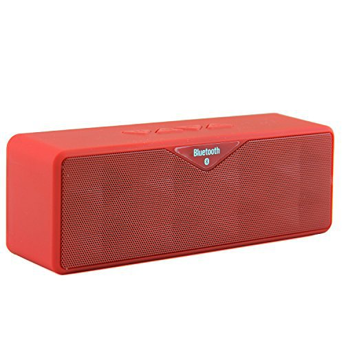 #free #digital #win #usb #music #giveaway #np Strongrr Bluetooth Speaker, Mini Portable Bluetooth Wireless Speaker with Built-in Mic, Support USB/AUX/TF/SD Card (Red) #rt