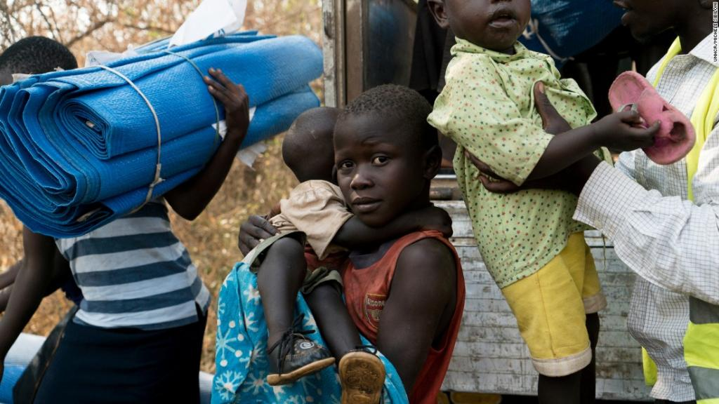 6 aid workers were killed in an ambush in South Sudan on Saturday, the UN says