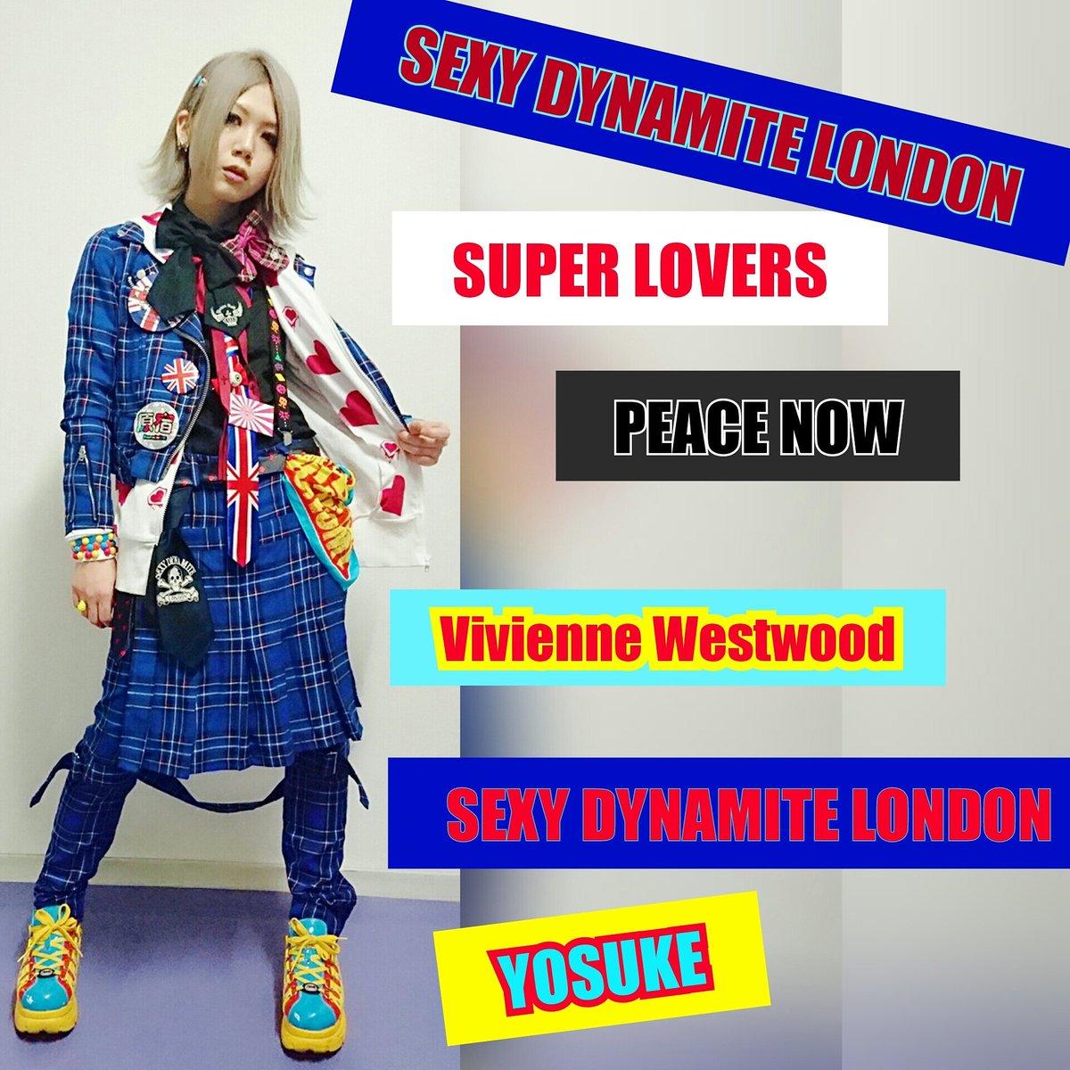 ファッションショーでの着用ブランドはこんな感じです💙ごめんなさい小物類は割愛です😂💦#SEXYDYNAMITELONDO
