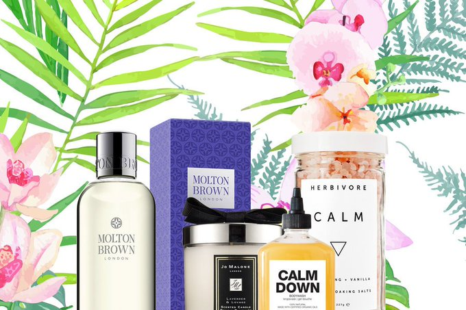 Make sure you practice self care! These 9 products will get you started: https://t.co/9hPxIzeMav