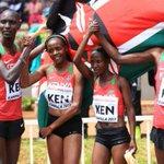 ASBEL ANCHORS MEDLEY GOLD: Front running Kiprop scorches field as Kenya win mixed relay