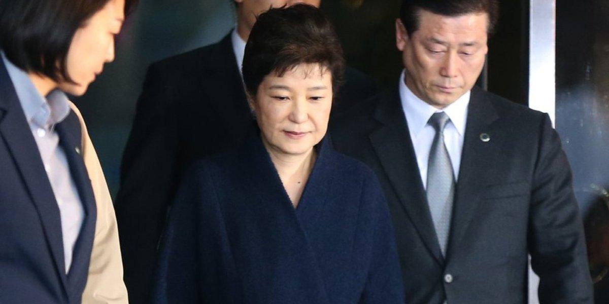 박근혜 전 대통령의 영장 심사는 왜 30일에 할까? https://t.co/njUZWOruxr