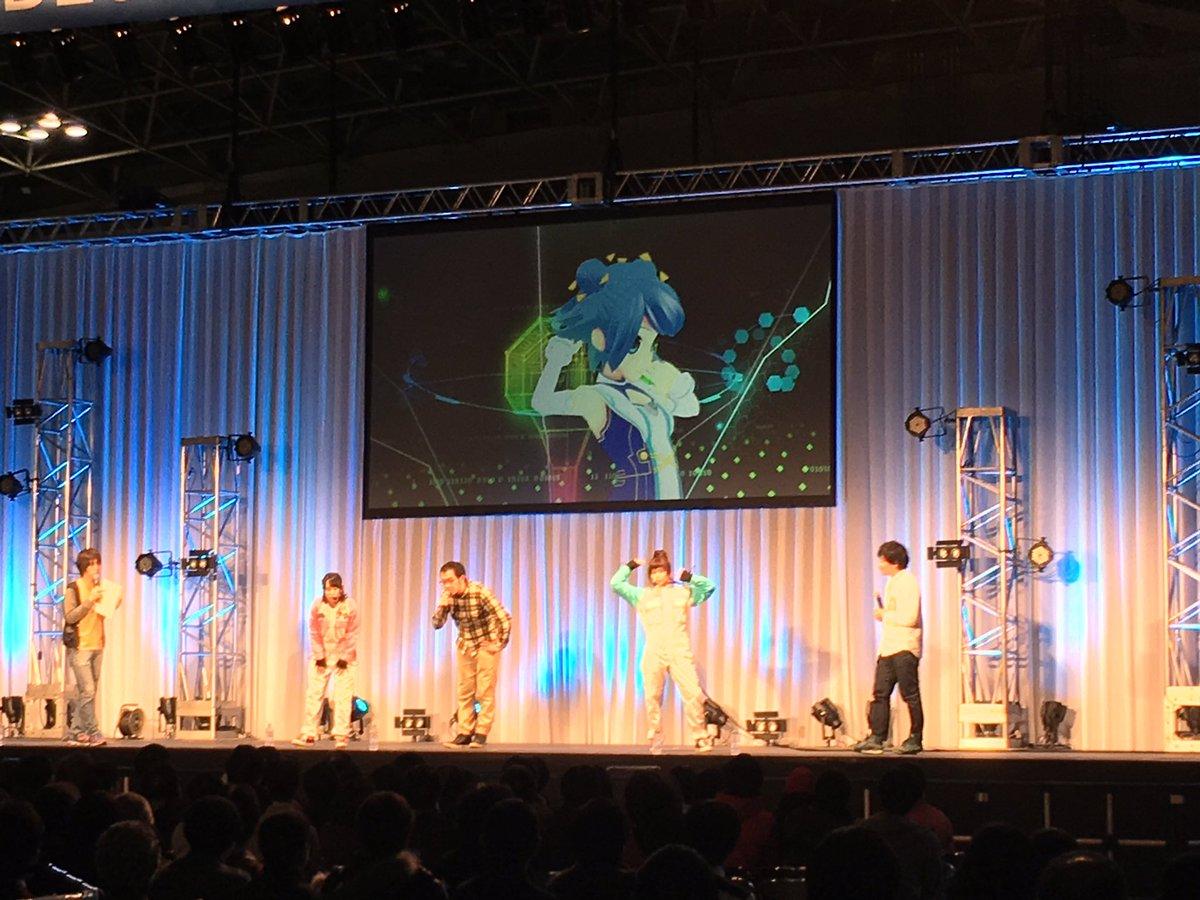 ▷先日のAnimeJapanのステージでは岩井映美里さんにモーションキャプチャーを使用した生アニメのデモを行っていただき