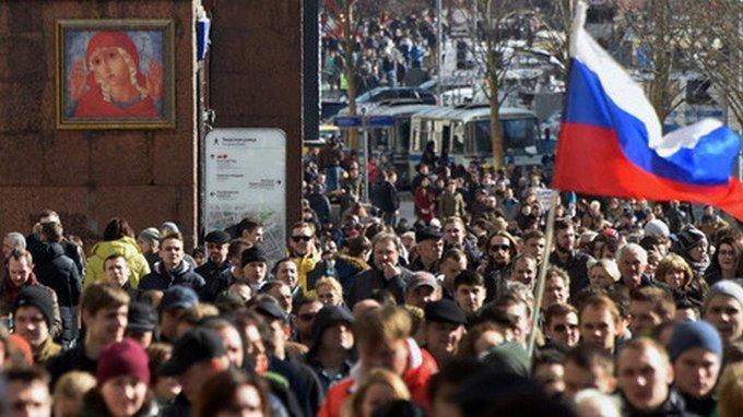 #Russie #Moscou : Les manifestations anti-corruption ont été organisées par l'opposant #AlexeiNavalny https://t.co/hKmQ6r3SOc