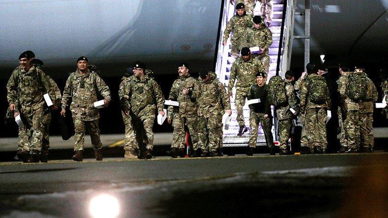 Logique de l'#OTAN : les troupes britanniques en #Estonie – bien, les soldats russes en #Russie – mal https://t.co/CWbOS8tCm8
