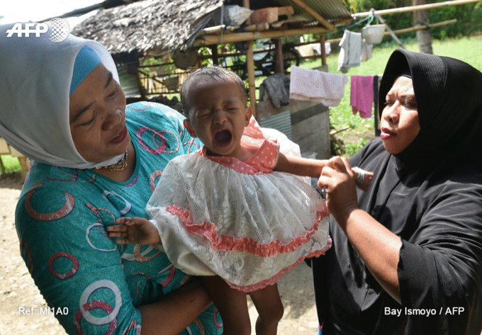 Despite the pain it causes and growing opposition, many in Indonesia consider female circumcision an obligation https://t.co/q3Djq49IgP